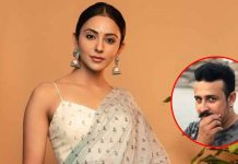 """""""Always believed Rakul was best suited for this interesting portrayal of a condom tester"""", shares director Tejas Prabha Vijay Deoskar of RSVP's next."""