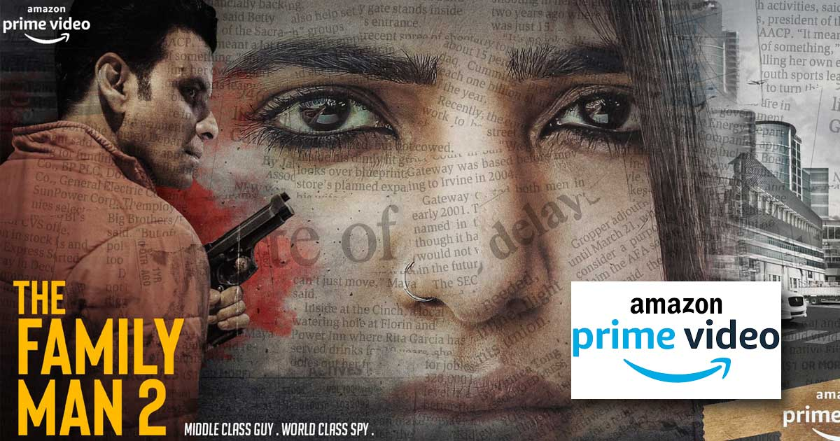 Amazon Gives Clean Chit To The Family Man 2 Amid Political Stress?