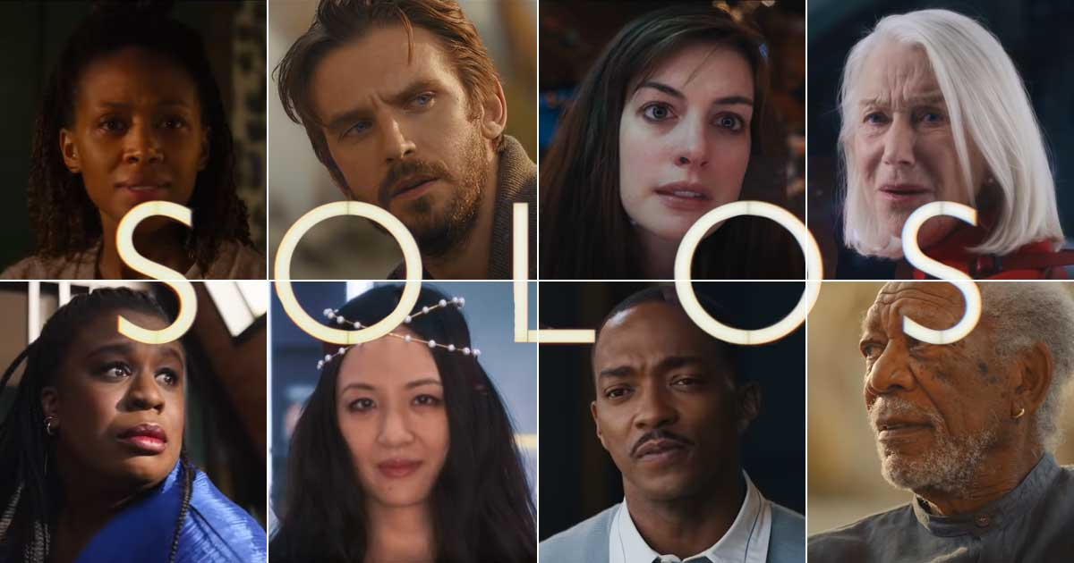Solos Trailer Out! Anne Hathaway, Morgan Freeman & Anthony Mackie Promise The Warmth Of Modern Love With A Sci-Fi Twist