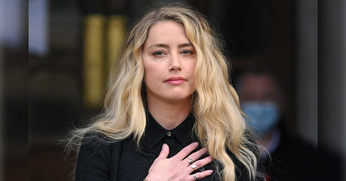 Amber Heard Post Battling The Controversy With Johnny Depp Is Set To Headline An Actioner?
