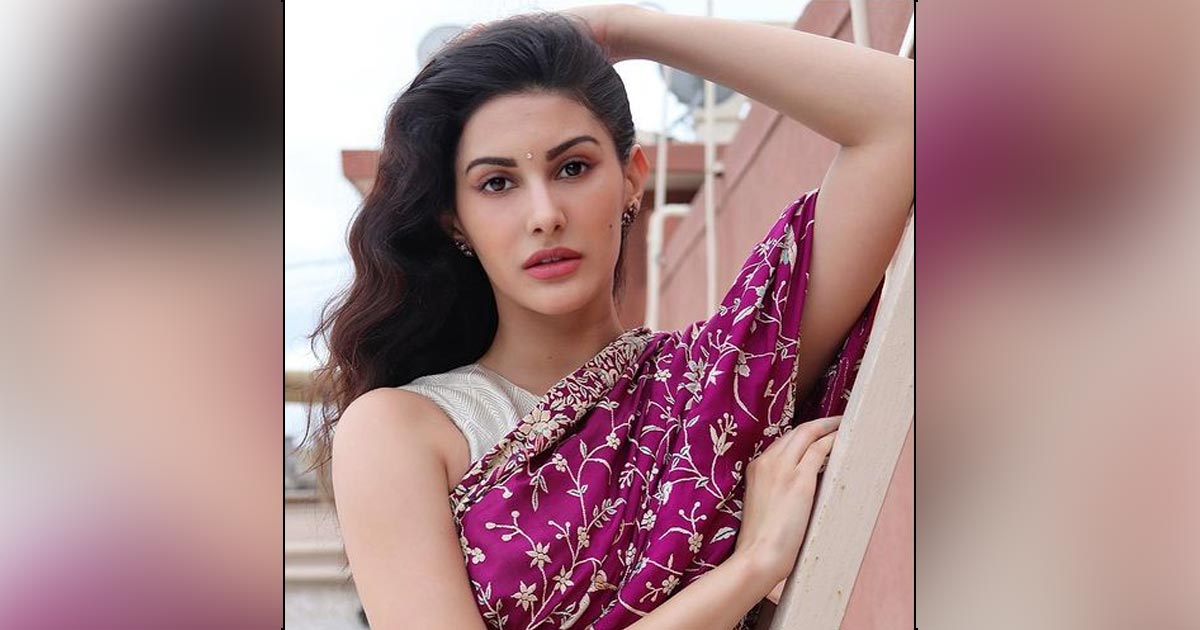 """Amyra Dastur: """"I'm Proud Of How Far I Have Come Without Knowing Anyone"""" - Check Out"""