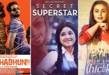 Andhadhun, Secret Superstar & These 3 Bollywood Films Entered 200 Crore Club Globally Despite Making 100 Crores In India