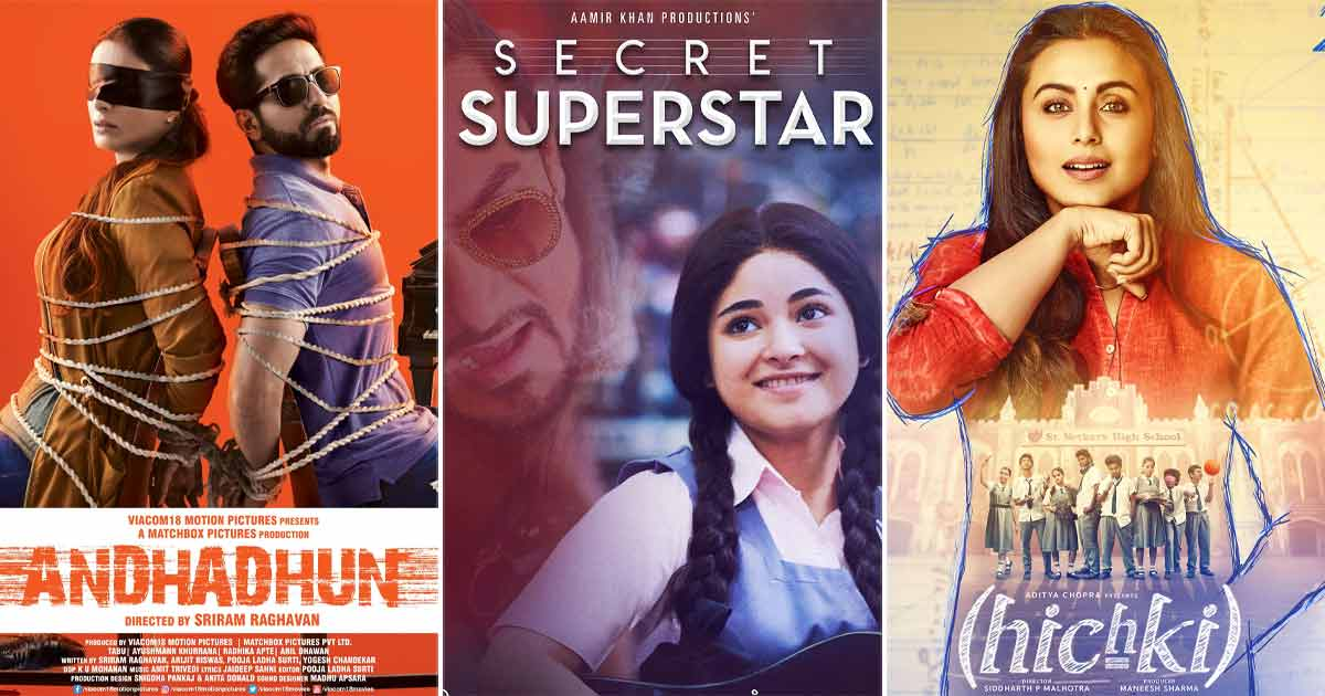 Andhadhun, Secret Superstar & Other Bollywood Films That Struck Gold Globally