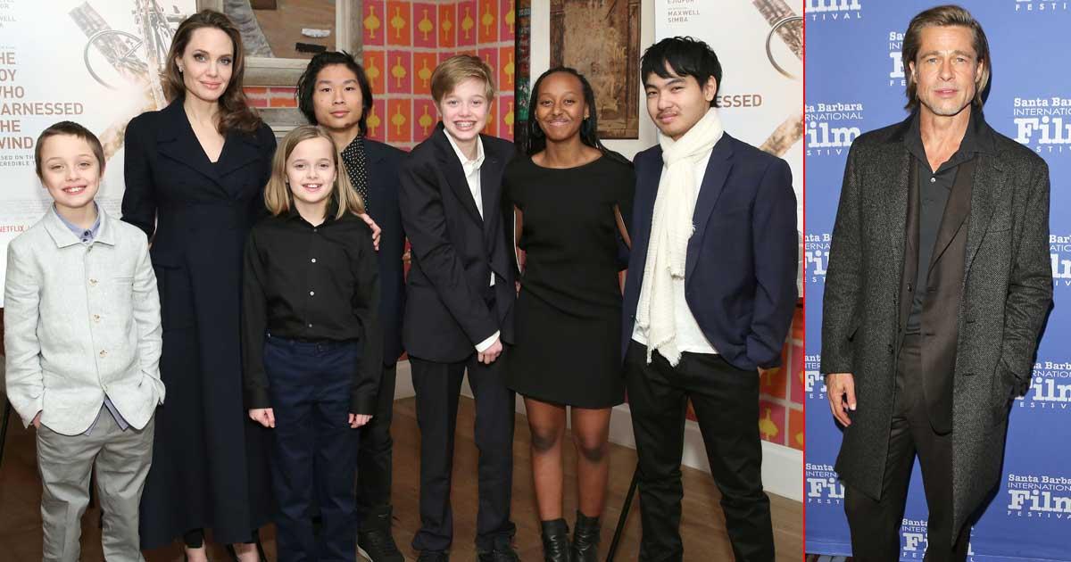 Angelina Jolie Accuses Judge John Ouderkirk Of Not Letting Her & Brad Pitt's Teenage Kids Testify In Custody Battle, Cites California Code