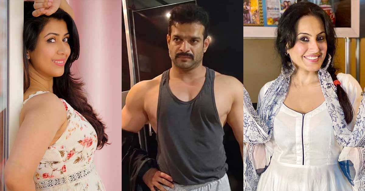 "When Kamya Punjabi Confessed, ""I Have & Will Always Love Karan Patel""; Here's How Ankita Bhargava Had Reacted"