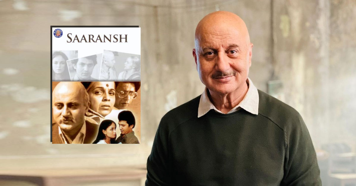 Anupam Kher Opens Up On His 37 Years In Bollywood