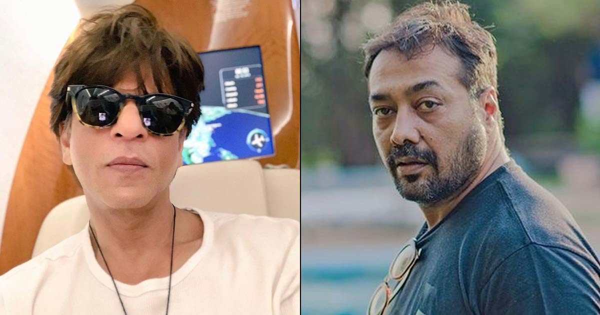 Anurag Kashyap On Shah Rukh Khan