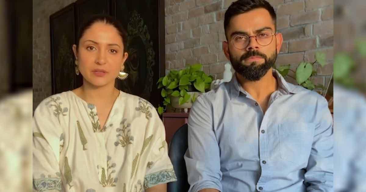 Anushka Sharma & Virat Kohli Start Covid Fundraiser, Contribute Rs 2cr