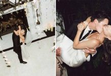 Ariana Grande Looks Like An Angel From Heaven In Her Intimate Wedding Function With Dalton Gomez - See Pics