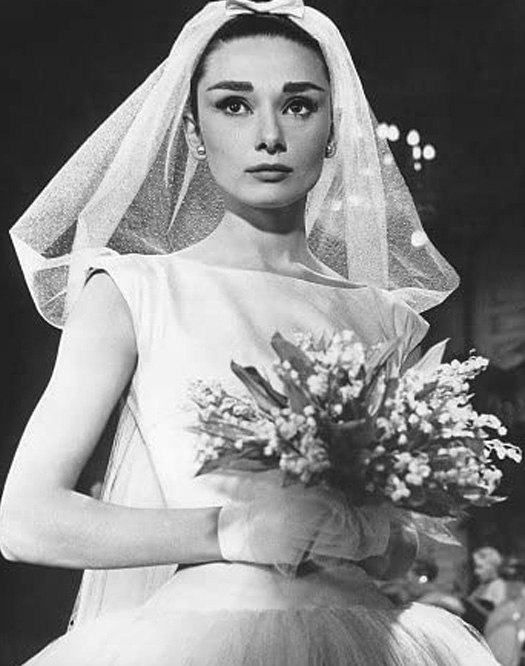 Ariana Grande Makes A Beautiful Bride In Classic Vera Wang Dress & It Was Inspired By This Fashion Icon, Read On