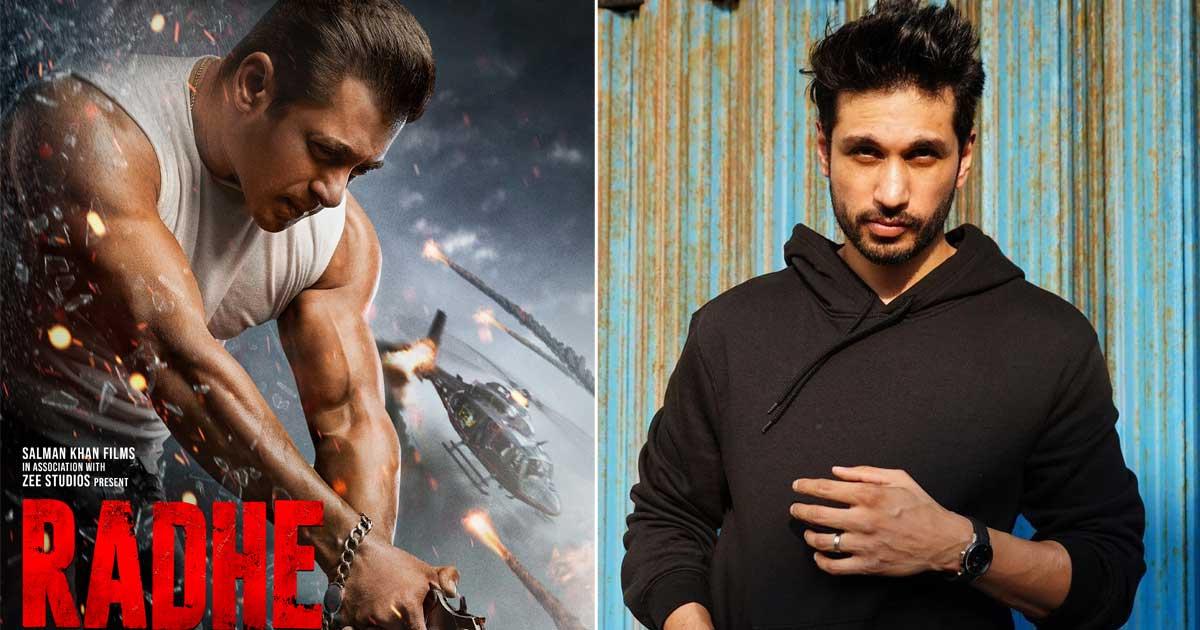 Arjun Kanungo Talks About Radhe & Working With Salman Khan