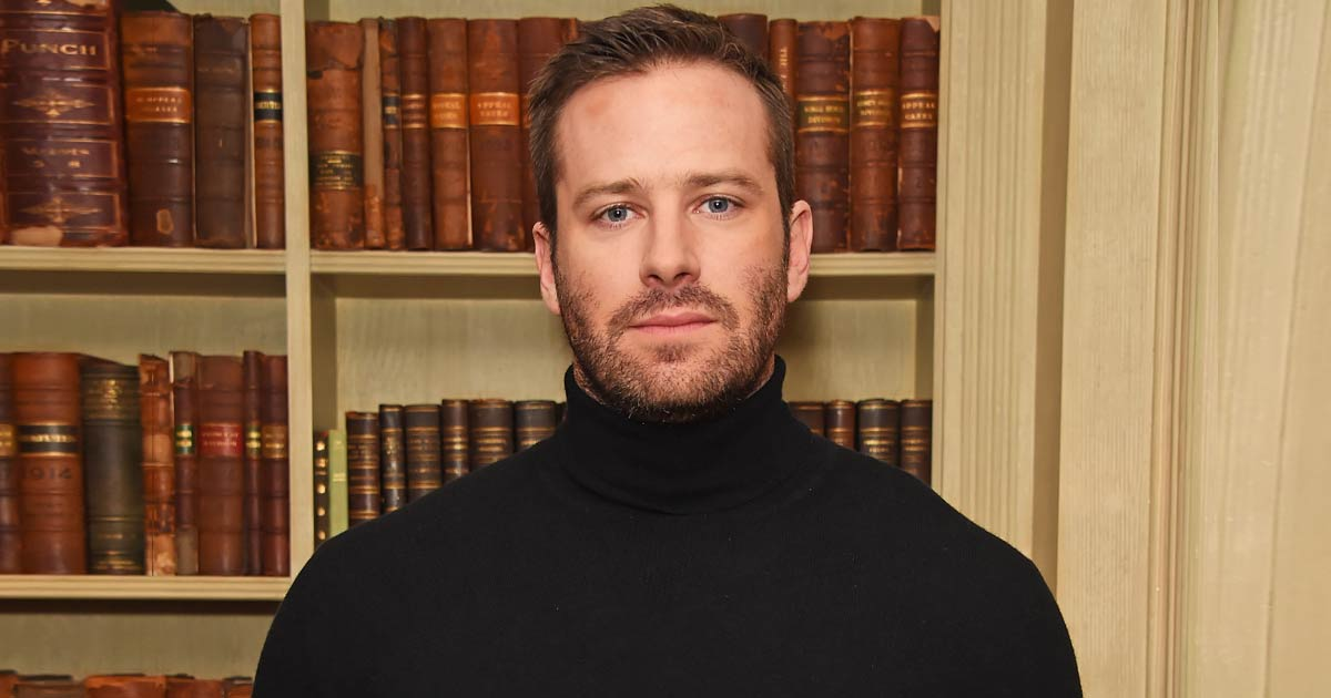 Armie Hammer, Amid The S*xual Allegations, Is Reportedly 'Happy & Comfortable' Dating A Dental Hygienist From Cayman Island