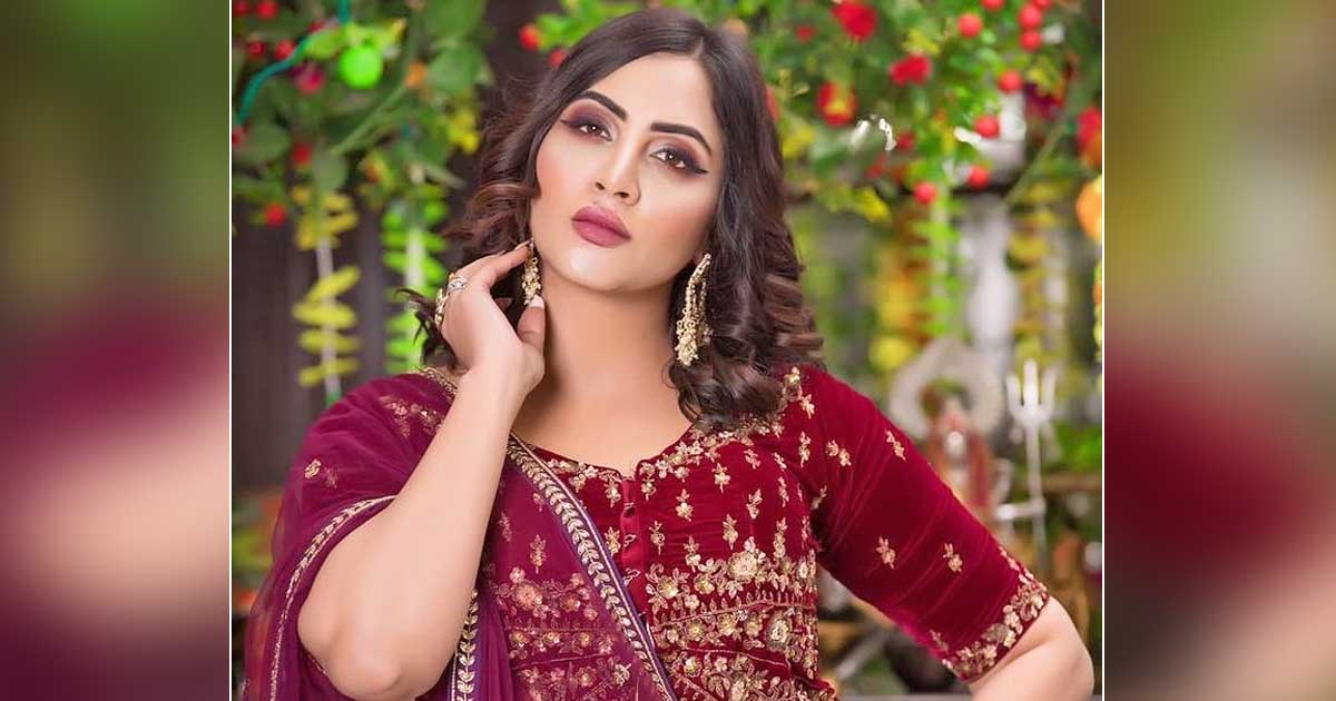 """Arshi Khan: """"People Say Even My Anger Is Fun-Filled... I'm Very Entertaining"""""""
