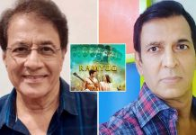 Arun Govil and Sunil Lahri look forward to watching 'Ramyug'