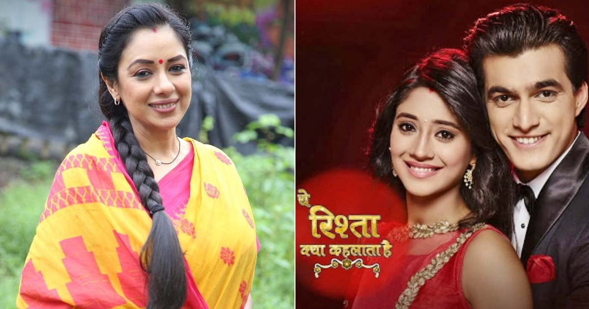 Anupamaa & Yeh Rishta Kya Kehlata Hai Top TV Ratings For Week 17 Of 2021