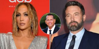 Ben Affleck Visits Ex-Girlfriend Jennifer Lopez After Her Split With Alex Rodriguez