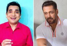 Bhabiji Ghar Par Hain Fame Saanand Verma On Salman Khan