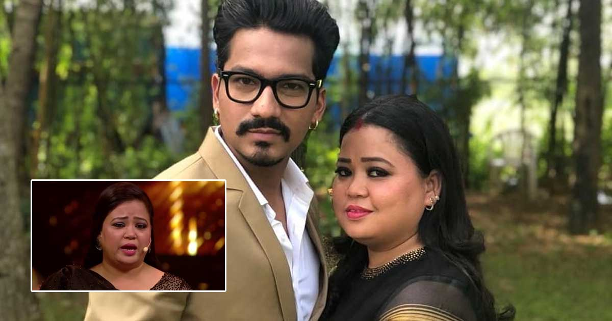Bharti Singh Fight Tears Explaining Why She & Harsh Limbachiyaa Aren't Planning A Baby Anymore Amid The Pandemic