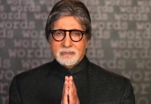 Big B recites father's poem to encourage Covid warriors