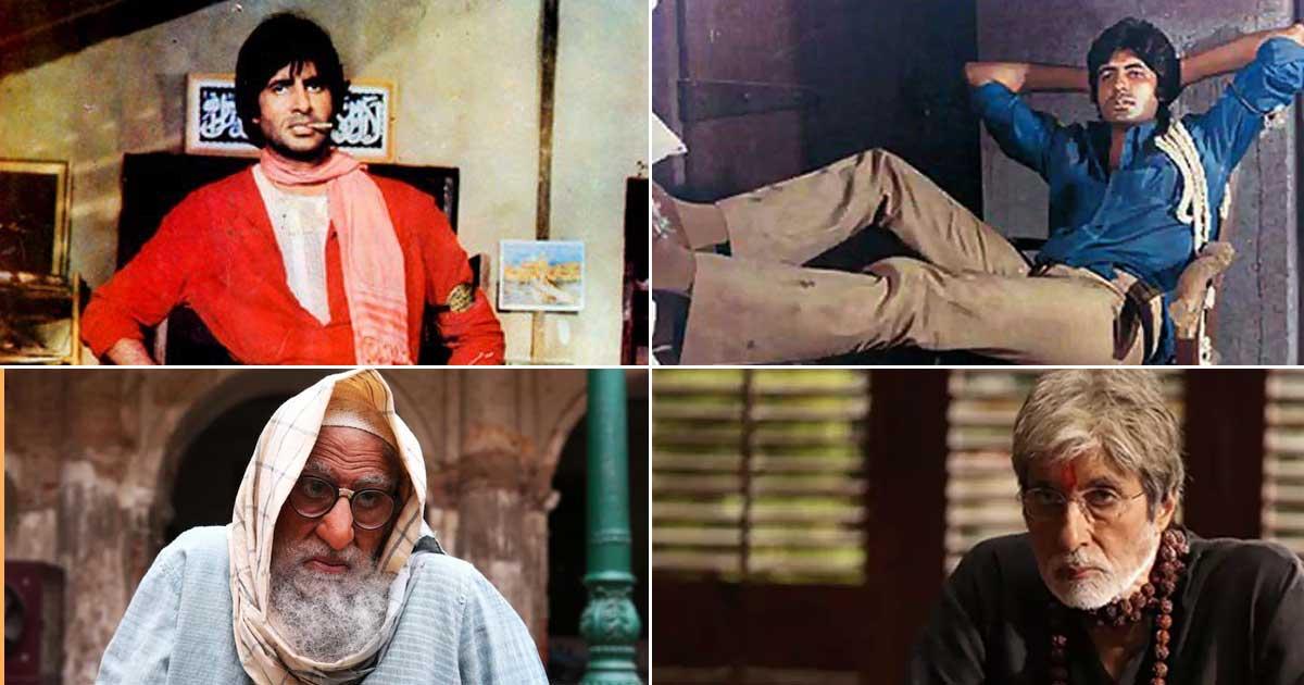Big B wonders 'how 52 years in films went by'