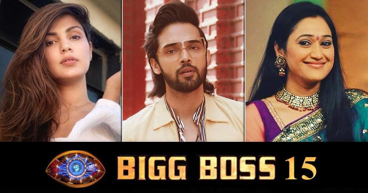Bigg Boss 15: Rhea Chakraborty To Disha Vakani – Actors Who Have Been Approached!