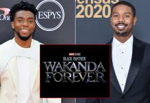 Black Panther: Wakanda Forever: Here's How Michael B. Jordan Reacts To Chadwick Boseman's Film Title