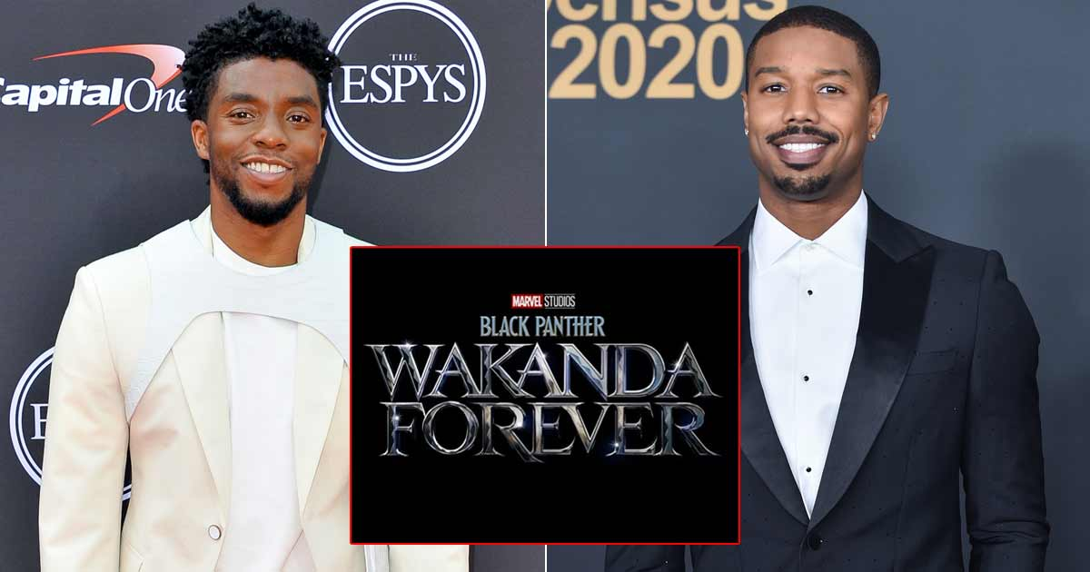 """Michael B. Jordan Reacts To The Title, Gets Emotional For Chadwick Boseman & Says """"I Wish I Had More Time"""""""