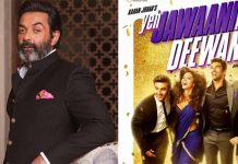 Bobby Deol Was The First Choice To Play This Role In Yeh Jawaani Hai Deewani But Here's What Happened!
