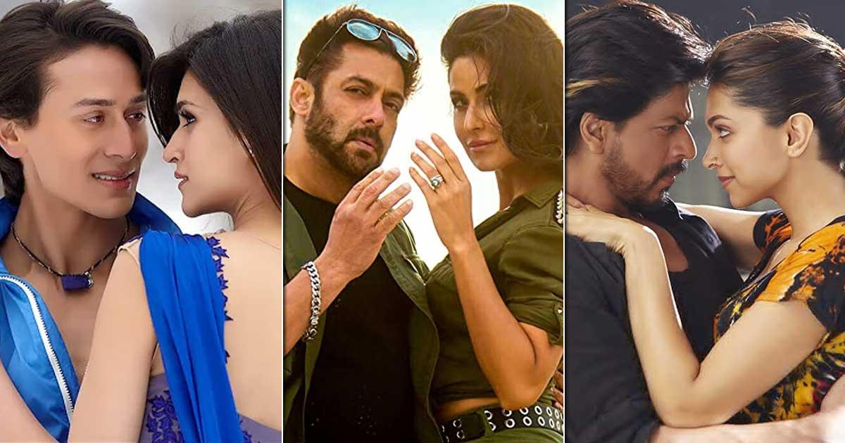 Kriti Sanon & Tiger Shroff To Salman Khan, Katrina Kaif - 5 Upcoming On-Screen Jodis Who Will Set The Screen On Fire!