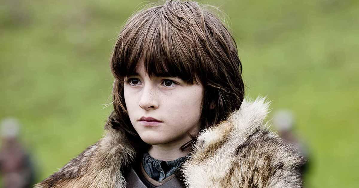 Bran Stark In A Still From Game Of Thrones