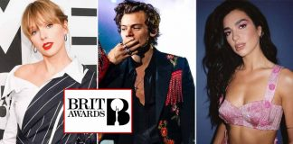 Brit Awards 2021: Taylor Swift Wins Global Icon, Harry Styles & Dua Lipa Sweep Away The Top Honours - Here's Complete Winner List