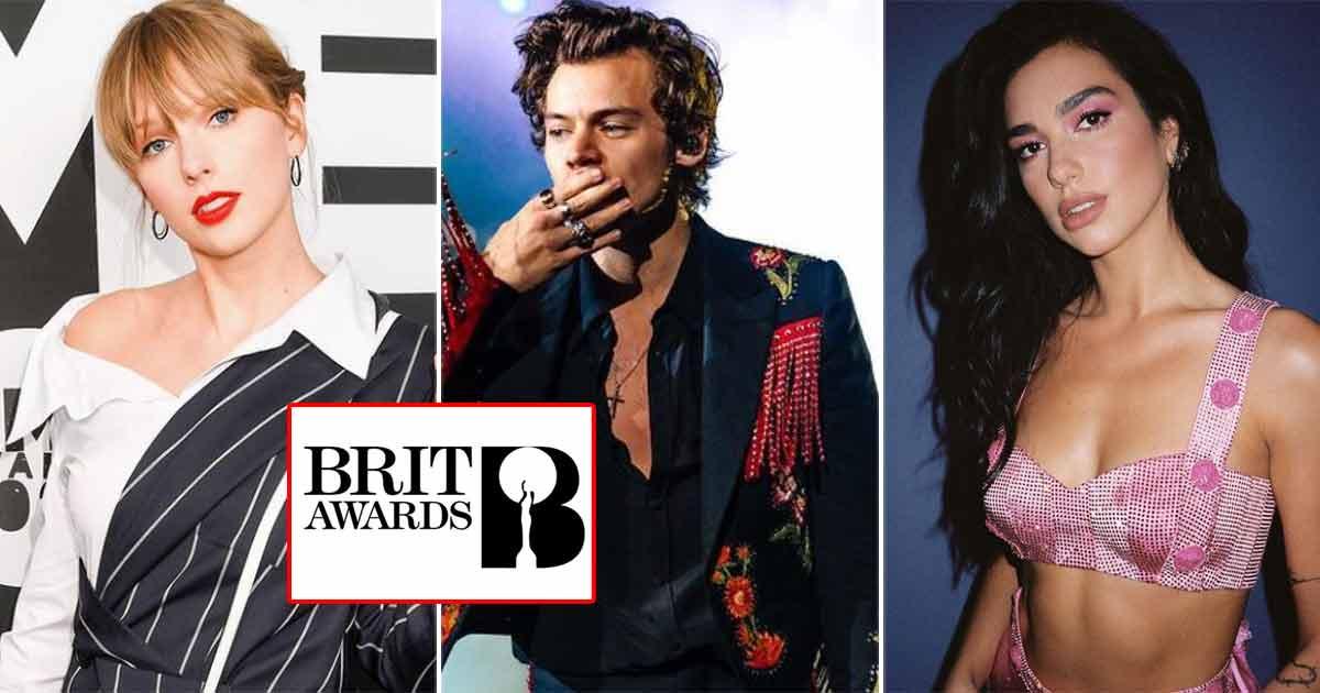 Brit Awards 2021: Taylor Swift Named Global Icon, Harry Styles & Dua Lipa Win Top Honours – Full Winner List Inside