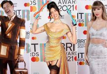 Brit Awards 2021's Best & Worst Dressed: Taylor Swift, Dua Lipa & Harry Styles Impress Us With Their Looks But There Were A Few Disappointments Too