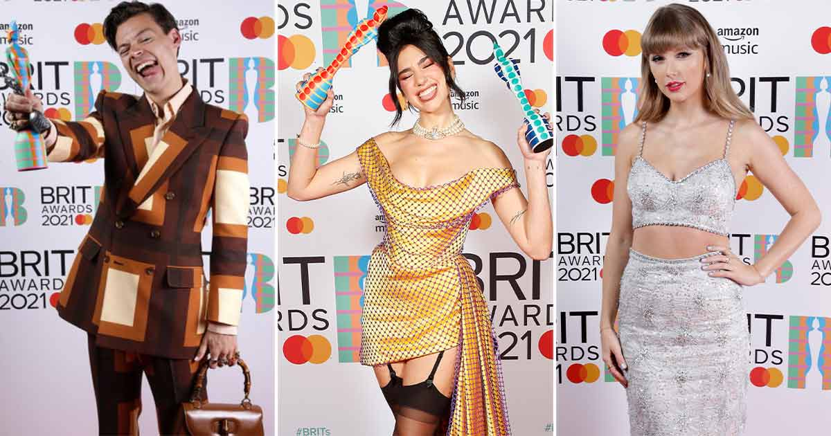 Brit Awards 2021 Fashion: Taylor Swift, Dua Lipa, Harry Styles & Others – Here Are Some Of The Best & Worst Dressed Celebs Of The Night