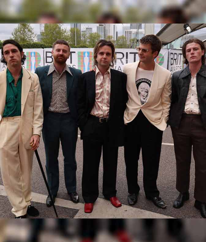 The Fontaines D.C. Were Not Among Our Favourites