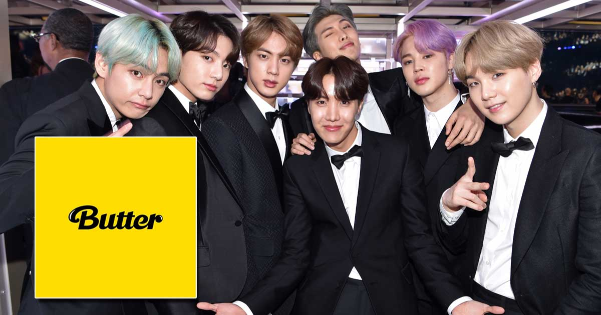 BTS' New Song 'Butter' Sees 10mn YouTube Views In 13 Minutes