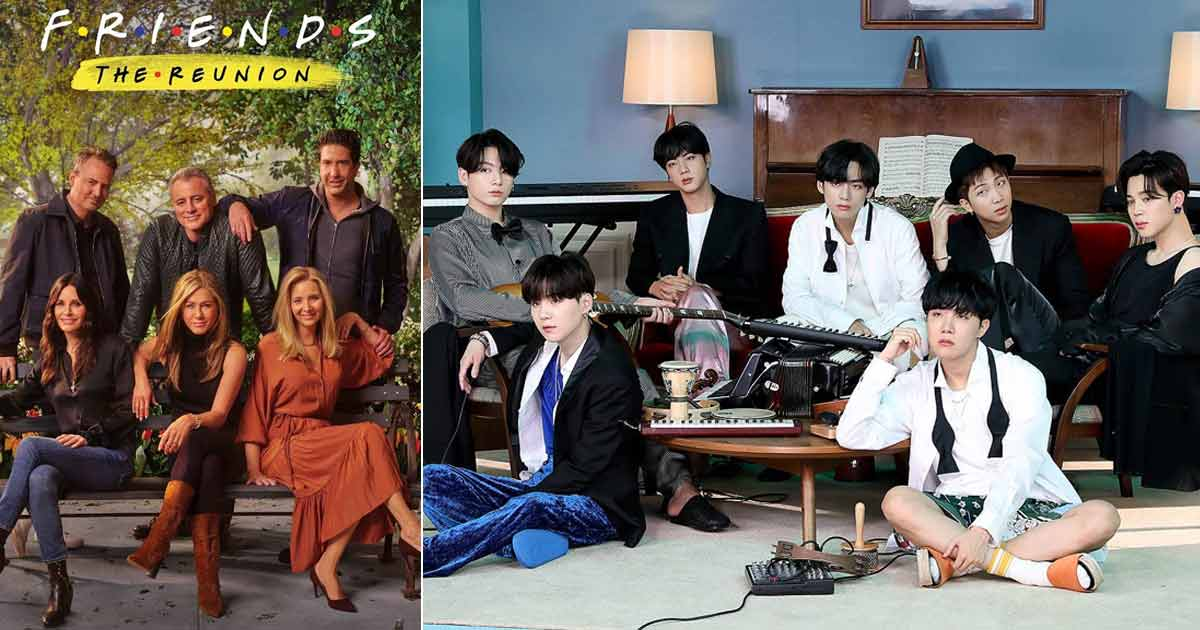 BTS's Talk About Says Their Appearance On The FRIENDS Reunion Special, Meeting Them & More