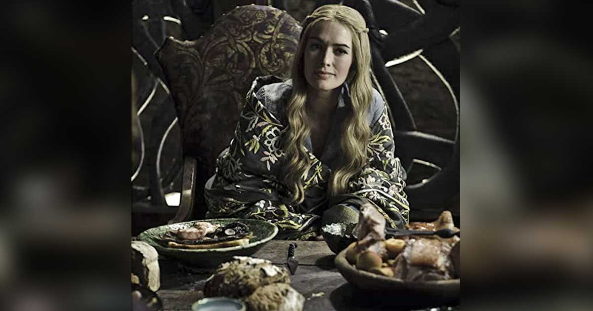 Cersei Lannister In A Still From Game Of Thrones