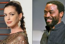 Chiwetel Ejiofor: Anne Hathaway would be a good diamond thief