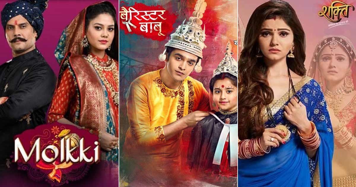 TV Recap: Mukhi & Purvi's Dramatic Meet In 'Molkki', Harman Agrees To Accept Mahi As His Wife In 'Shakti-Astitva Ke Ehsaas Kii' & More