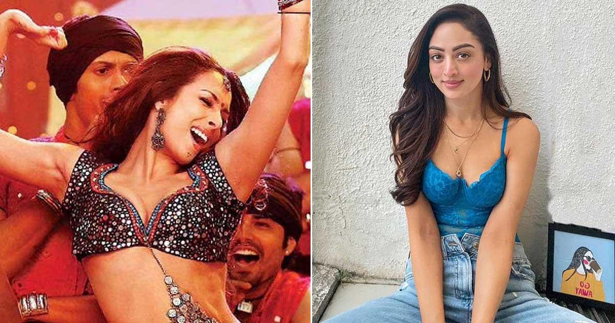 'Dabangg 2' actress Sandeepa Dhar recreates 'Munni badnaam' in web show