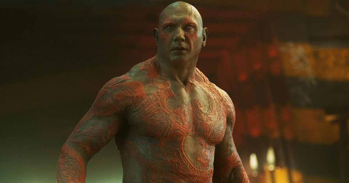 Dave Bautista Opens Up On Marvel Dropping Ball On Drax The Destroyer