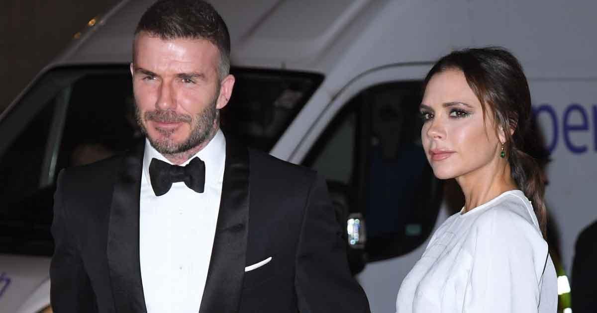 Victoria Beckham Busts David Beckham, Reveals He Takes Zoom Calls In Underwear!