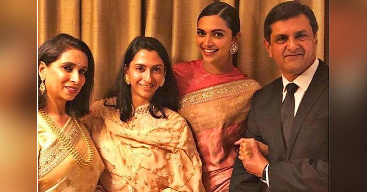 Deepika Padukone's Father Tests Positive For COVID-19, Undergoing Treatment At A Bengaluru Hospital