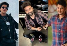 Devi Sri Prasad Wants To Recreate This Song For Shah Rukh Khan