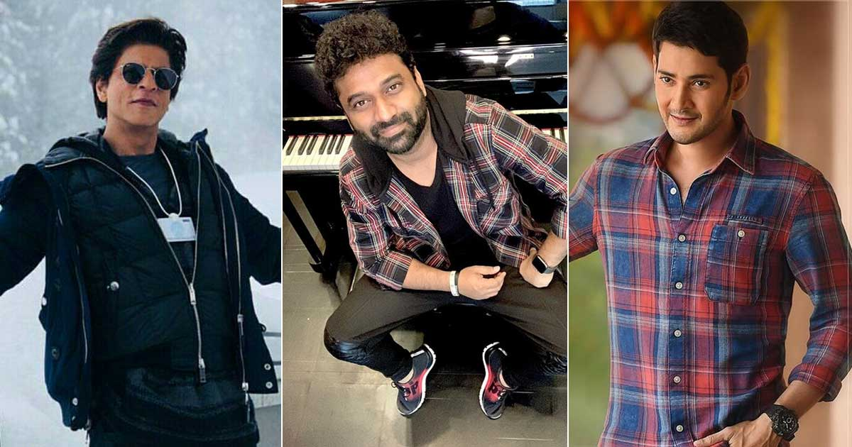 Shah Rukh Khan Grooving On A Mahesh Babu Song With Michael Jackson's Beats? Radhe's Rockstar DSP's Blockbuster Wish!