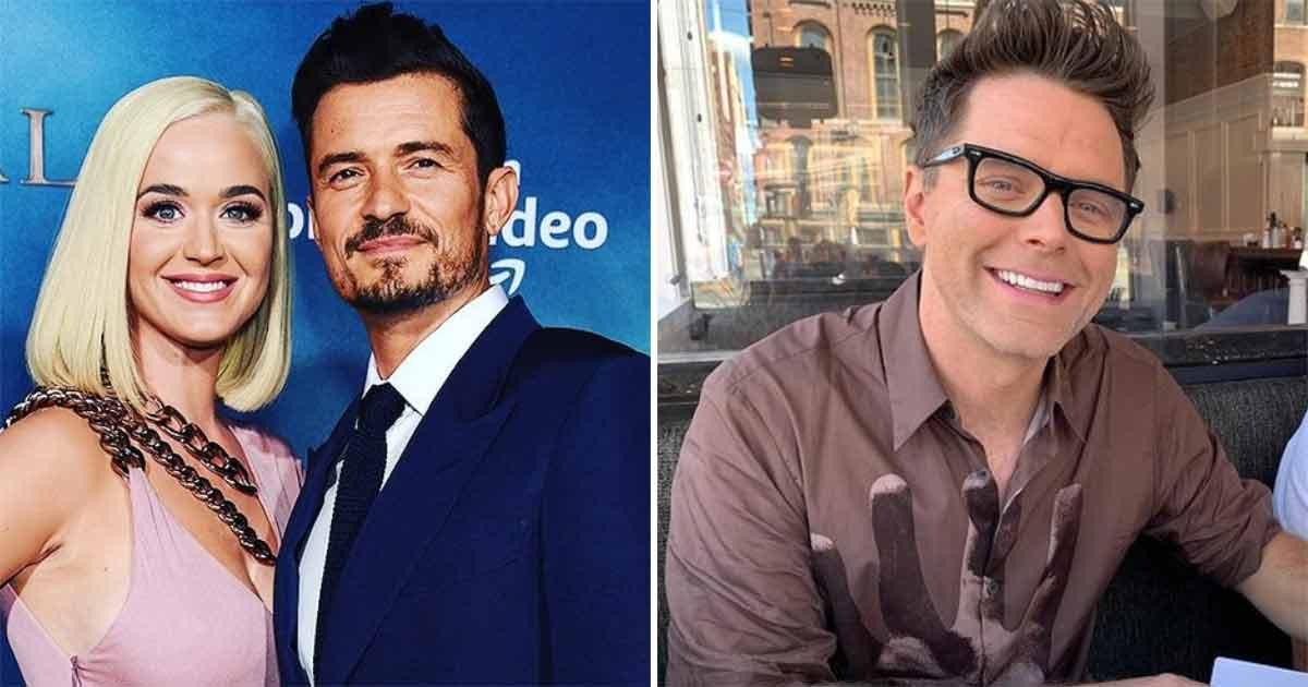 Bobby Bones Hints At Katy Perry & Orlando Blooms' Secret Wedding