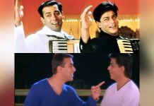 Did Shah Rukh Khan From Kuch Kuch Hota Hai Made A Cameo Appearance In Salman Khan's Har Dil Jo Pyar Karega?