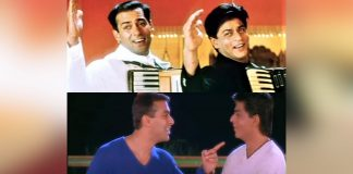 Did Shah Rukh Khan From Kuch Kuch Hota Hai Made A Cameo Appearance In Salman Khan's Har Dil Jo Pyar Karega?