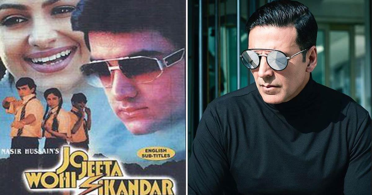 Did You Know? Akshay Kumar Could Have Starred Alongside Aamir Khan In Jo Jeeta Wahi Sikandar